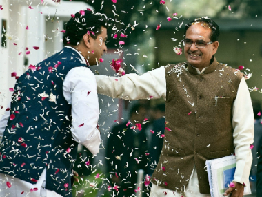 File image of Shivraj Chouhan.AFP