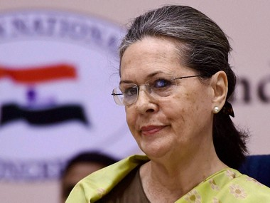 What does Sonia Gandhis interview with Rajdeep tell us Congress has outlived its utility
