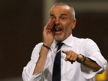 File image of INter Milan's new coach Stefano Pioli. AFP