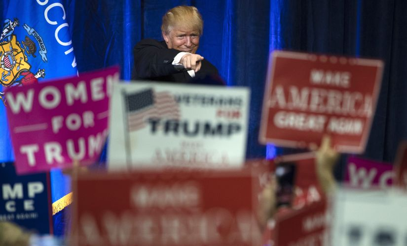For India, Donald Trump as President is almost like a wild card in terms of foreign policy. AP