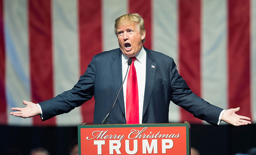 Donald Trump. Getty images