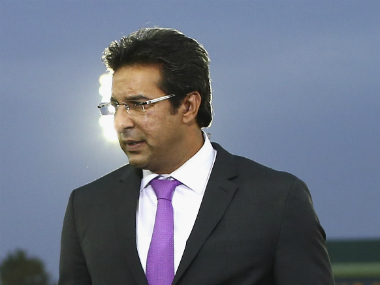 File image of Wasim Akram. Getty Images