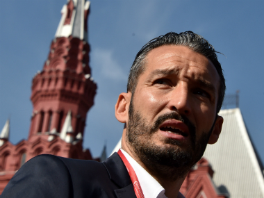 File image of Gianluca Zambrotta. AFP