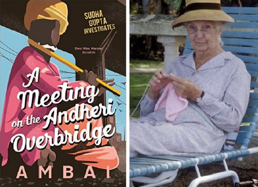 Ambai's feisty sleuth Sudha Gupta has been compared most often to Agatha Christie's Miss Marple