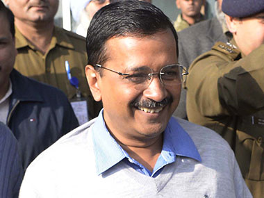 Arvind Kejriwal. AFP file photo