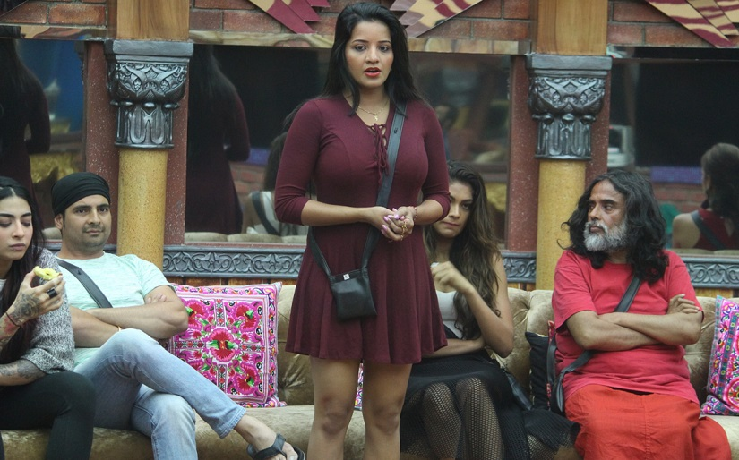 Mona Lisa is finally coming into her own after two-an--a half weeks of Bigg Boss 10