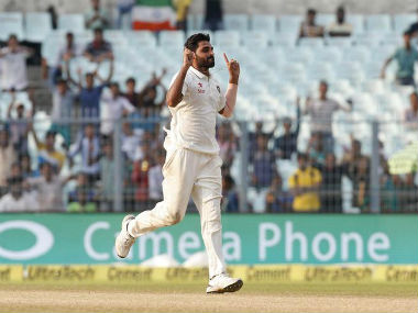 File photo of Bhuvneshwar Kumar. Reuters