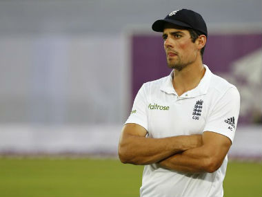 England captain Cook will hope his team can repeat the performance of 2012. Reuters