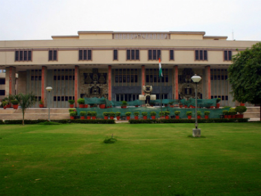File image of the Delhi High Court. Getty images