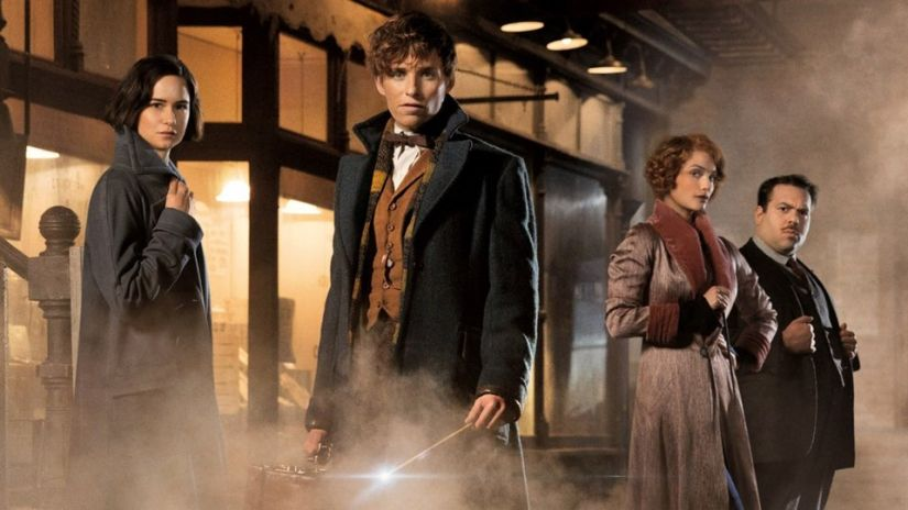 Fantastic Beasts and Where to Find Them A worthy magical addition to the Harry Potter universe