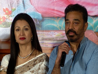 Gautami announced the end of her 13-year relationship with Kamal Haasan this week. Image from YouTube