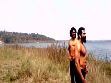 Anil and Raghav Uday, the two actors, who got drowned on the sets of Maasti Gudi