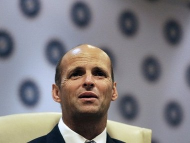 File photo of Gary Kirsten. Reuters