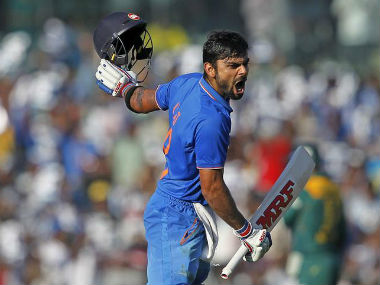 Is it time to make Kohli the captain in ODIs and T20s too? Reuters