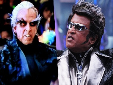 Rajinikanth and Akshay Kumars 20 is Indias most expensive film with budget of Rs 360 crore