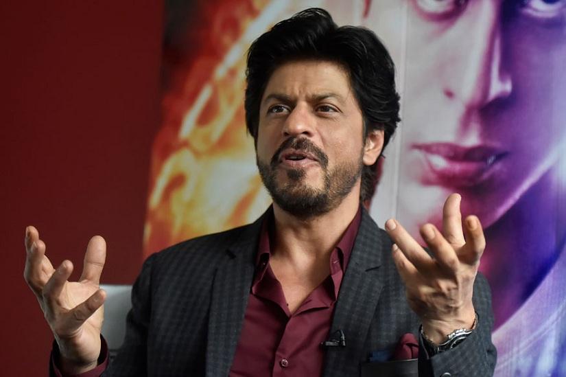 Shah Rukh Khan at Yale. Image courtesy: News18
