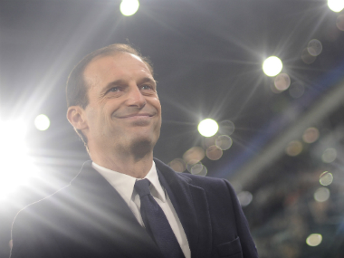 Champions League: Juventus have a very good chance of winning, says coach Massimilano Allegri