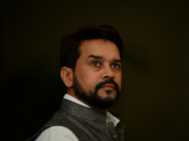 No 5 slump India continues to be fastest growing economy in the world Union Minister Anurag Thakur