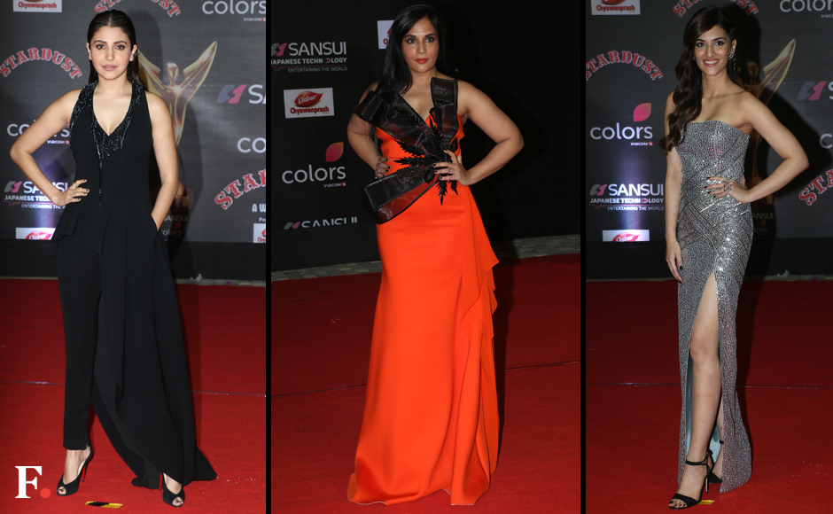 Colors Sansui Stardust Awards 2016: See all the red carpet photos from Bollywood's big night