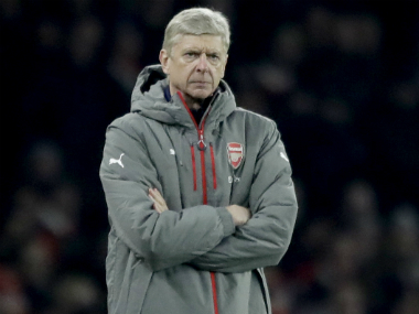 Premier League Arsene Wenger Arsenal ridiculed by media for conflicting remarks about managers time of departure