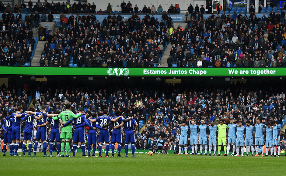 Manchester City vs Chelsea: Visitors emerge victorious in heated 'Oil Clasico'