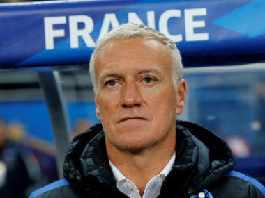 Didier Deschamps agrees contract extension set to remain France coach until 2020
