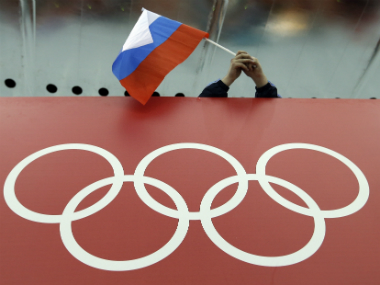 Three Russian biathletes appeal to CAS against being stripped of medals in Sochi Olympics doping cases