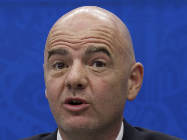 FIFA President Gianni Infantino faces new ethics complaint for blocking scrutiny of football officials, claims report