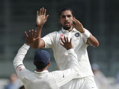 India pacer Ishant Sharma denies English county move, says he didn't sign for Warwickshire