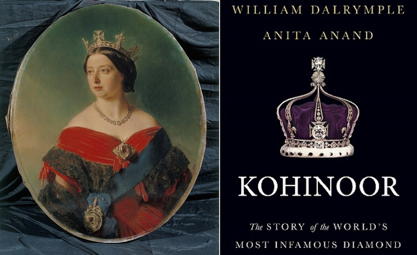 The Kohinoors true and bloody history is traced by William Dalrymple Anita Anand