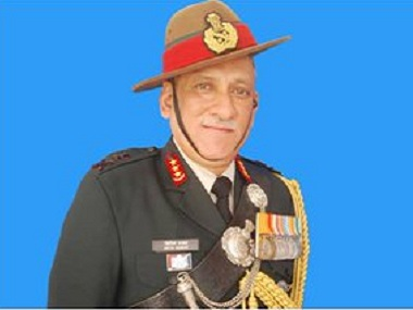 Lt Gen Bipin Rawat best suited to deal with emerging challenges Defence Ministry sources