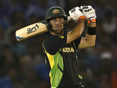 File photo of Glenn Maxwell. Reuters