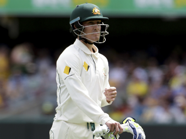 Australia's Nic Maddinson unavailable for selection due to personal reasons . AP