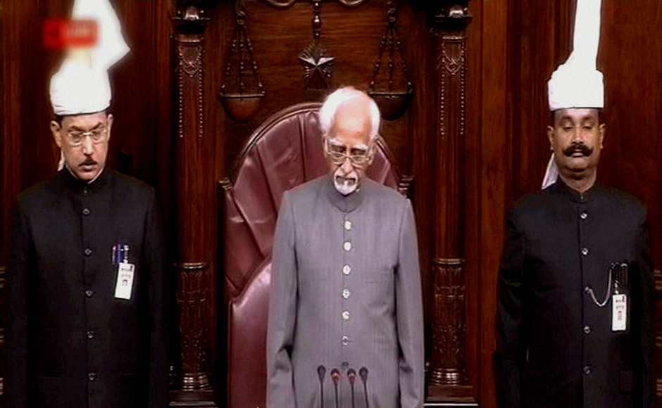 Rajya Sabha Chairman says his hopes of peaceful Winter Session belied, urges members to introspect