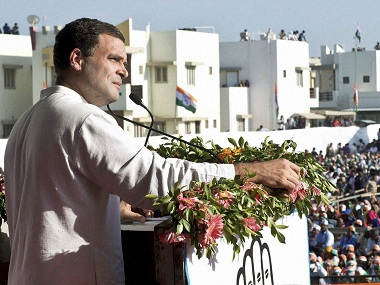 Rahul quotes Ghalib to respond to Modis taunt is he coming of age as a leader