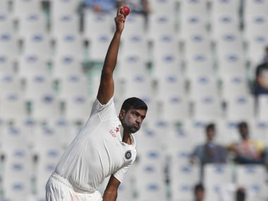 Off-spinner Ravichandran Ashwin slips to third spot in latest ICC Test bowling rankings