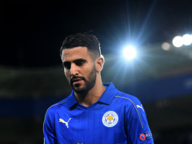Premier League Leicester Citys Riyad Mahrez informs club that he wants to leave