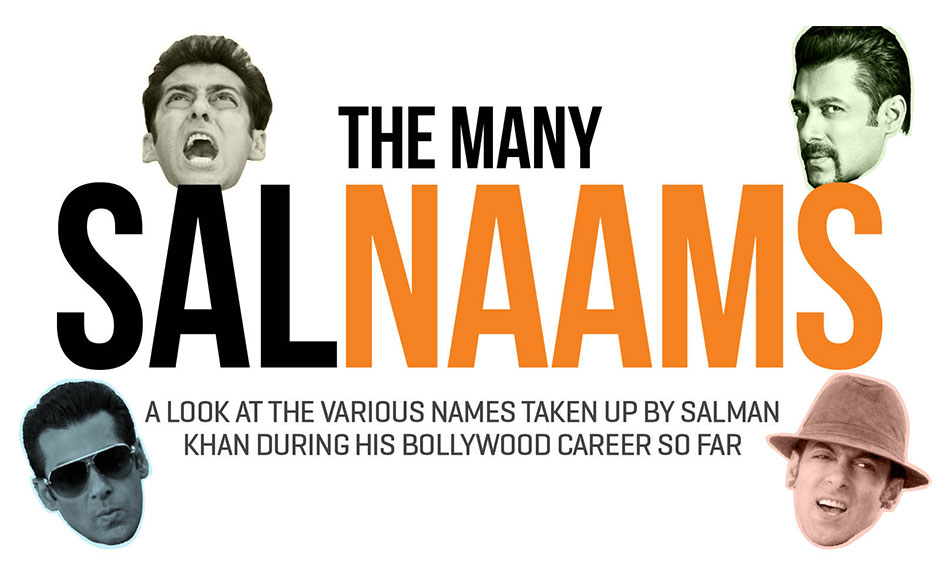 On Salman Khan's 51st birthday, here are the many Bollywood names he's known by