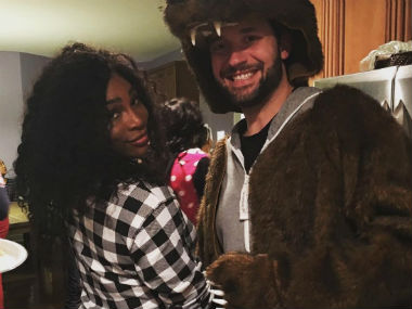 Serena Williams set to tie the knot with Alexis Ohanian in New Orleans today, reports say