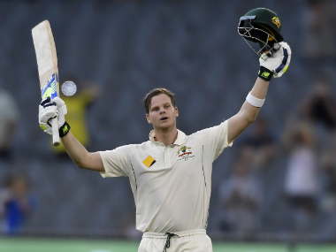 File picture of Steven Smith. AP
