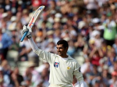 Zulqarnain Haider is remembered for scoring 88 in the second innings of his only Test appearance. Getty Images