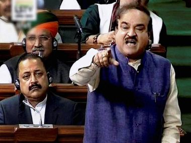 UPA denied separate religion tag to Lingayat in 2013 Karnataka govt doing votebank politics says Ananth Kumar