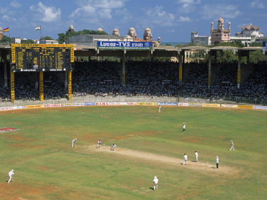 IPL 2018 Fearing Cauvery protests authorities deploy 2000strong force at Chennais Chepauk stadium ahead of CSKKKR match