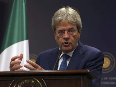 Italy parliament dissolved ahead of 4 March general elections prime minister Paolo Gentiloni to remain in office till polls