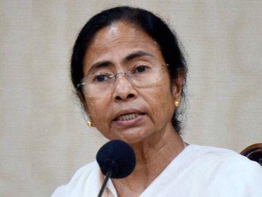 West Bengal Chief Minister Mamata Banerjee. File photo. PTI