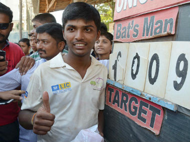 Pranav Dhanawade recordmaking school cricketer detained for arguing with police let off later