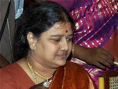 VK Sasikala takes charge as AIADMK general secretary says Amma is always in her heart