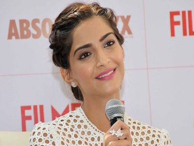 Sonam Kapoor says gender disparity in Bollywood will continue if actresses don't take united stand