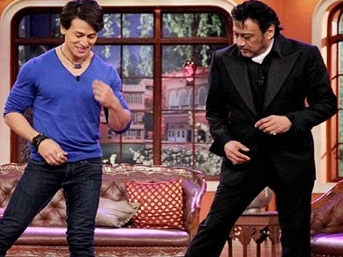 Koffee with Karan Season 5 Tiger Shroff makes his Koffee debut father Jackie to join him