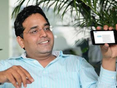 Paytm CEO Vijay Shekhar Sharma says Berkshire Hathaway wants digital payments firm to build 100billion company